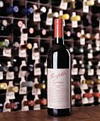 A bottle of 1994 Penfolds Grange, Hotel du Vin, Bristol