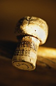 Cork from a bottle of 1985 Dom Perignon champagne, Champagne
