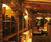 Berry Brothers' wine cellar, Dublin, Ireland