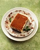 Tiramisù (layered dessert with mascarpone and coffee)