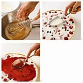 Beerentarte mit Joghurtcreme zubereiten - Endbild: 176098