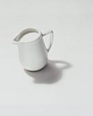 Coffee cream in a small jug