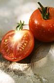 Tomato, Rose de Berne variety
