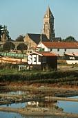 Saltworks, Ile de Noirmoutier, France