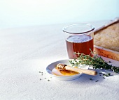 Thyme honey (speciality from Crete)