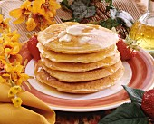 S. American pancakes (Panquecas)