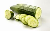 Cucumber, sliced