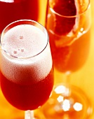 Kir Royal und Take off