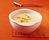 Sopa de pan y ajo (bread and garlic soup, Spain)