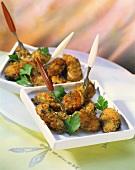 Fried clams, USA