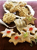 Spiced stars and quick gingerbread