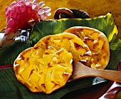 Mango omelette from Mali