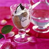 Tiramisu in glass