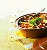 Tumbet mallorquin (vegetable stew from Majorca)