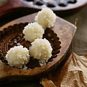 Chinese sticky rice balls