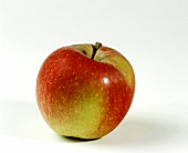 A Single Braeburn Apple
