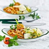 Tripe goulash (Hungarian)