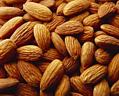 Almond kernels (filling the picture)