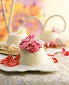 Panna cotta (cream dessert), Emilia-Romagna, Italy