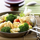 Vegetable stir-fry (Thailand)