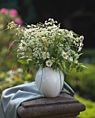 Bouquet of white marguerites