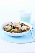 Caldeirada-style fish stew