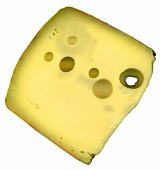 Jarlsberg cheese (Norway)