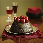 Christmas pudding (England)