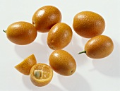 Nagami kumquats (Fortunella margarita)