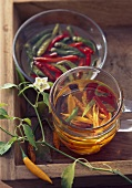 Chili vinegar