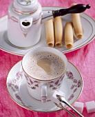 Kaisermelange (Austrian coffee speciality)