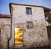 Isole e Olena Winery, Chianti Classico, Italy