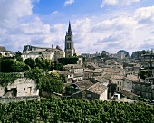 St. Emilion, Bordeaux, France