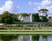 Chateau Lafite-Rotschild, Pauillac, Bordeaux, France