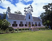 Historic Buitenverwachting Winery, Constantia, S. Africa