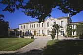 Château Canon La Gaffeliere, St-Émilion, Gironde, Frankreich