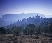 Early morning over Orvieto, Umbria, Italy