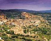 Somontano, spanisches Weinbaugebiet in der Region Aragón