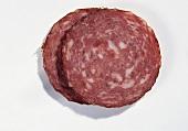 Cooked salami, coarse
