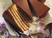 Prince Regent cake