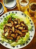 Cha Shao pork