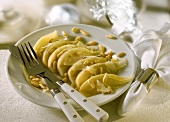 Marinated Fennel Bulbs with Pine Nuts