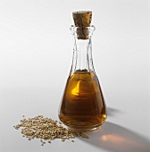 A Bottle of Sesame Oil