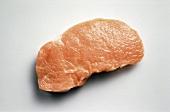 A veal escalope