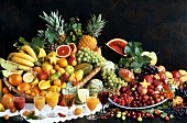Mixed Fruit Still Life