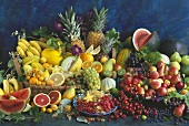 Several Assorted Fruits