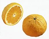 A Cut Orange