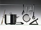 Asssorted Cooking Utensils