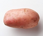 A potato, Desiree variety