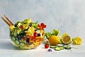 Large Bowl of Salad